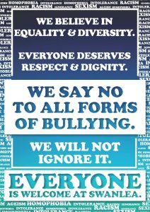 Equality at Swanlea